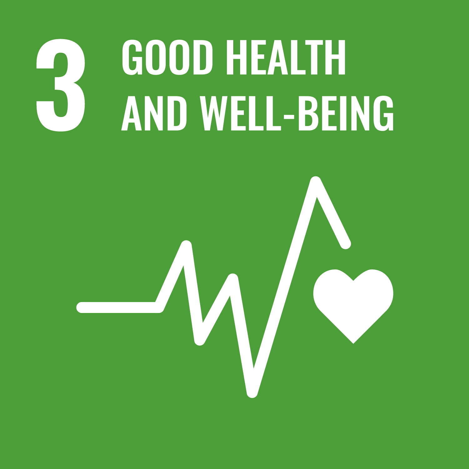 03. good health & well being